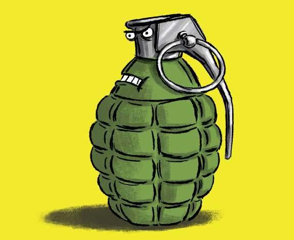 Dvoboj slika Grenade